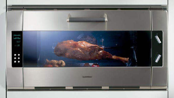 Gaggenau eb 388 electric single oven