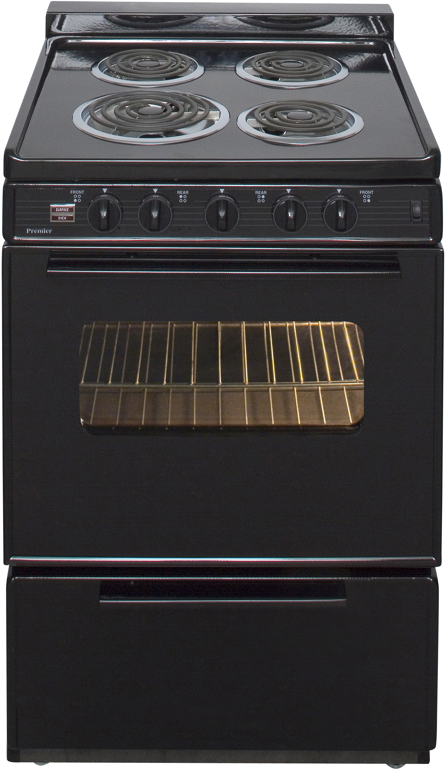 24 Inch Electric Ranges