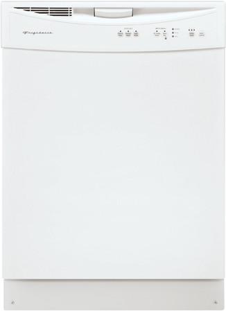 Frigidaire Fdb520rhs Full Console Dishwasher With 4 Wash