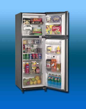 Avanti FF8SSR 20 Inch Frost-Free Apartment Size Refrigerator ...