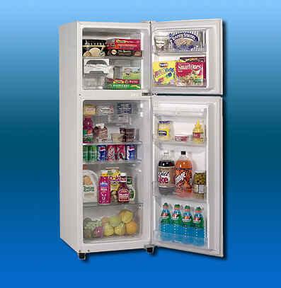 Avanti FF8WR 22 Inch Frost-Free Apartment Size Refrigerator ...