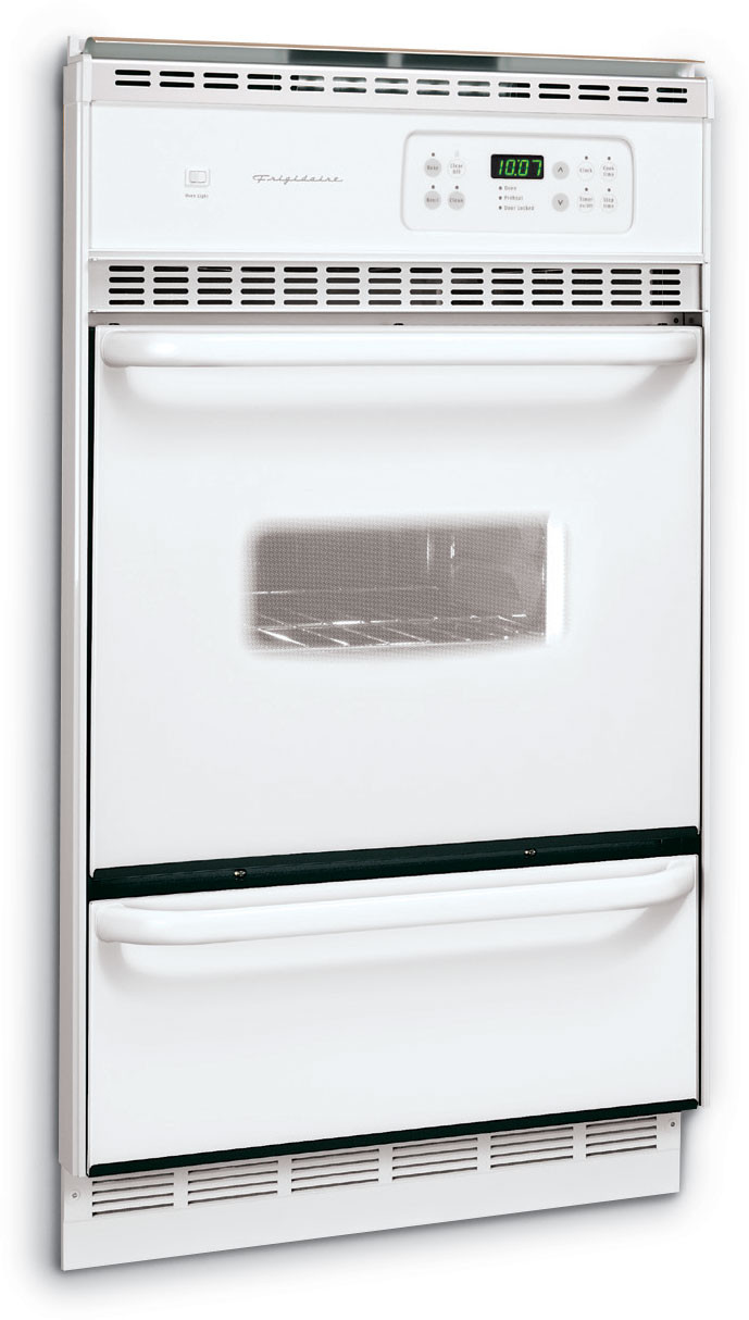 Frigidaire Fgb24s5as 24 Inch Single Gas Wall Oven With 2 9