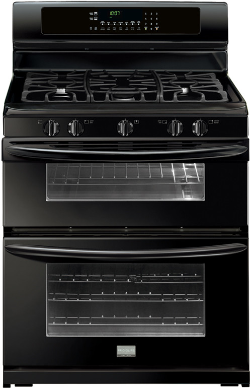 Frigidaire Fggf304dlb 30 Inch Freestanding Double Oven Gas
