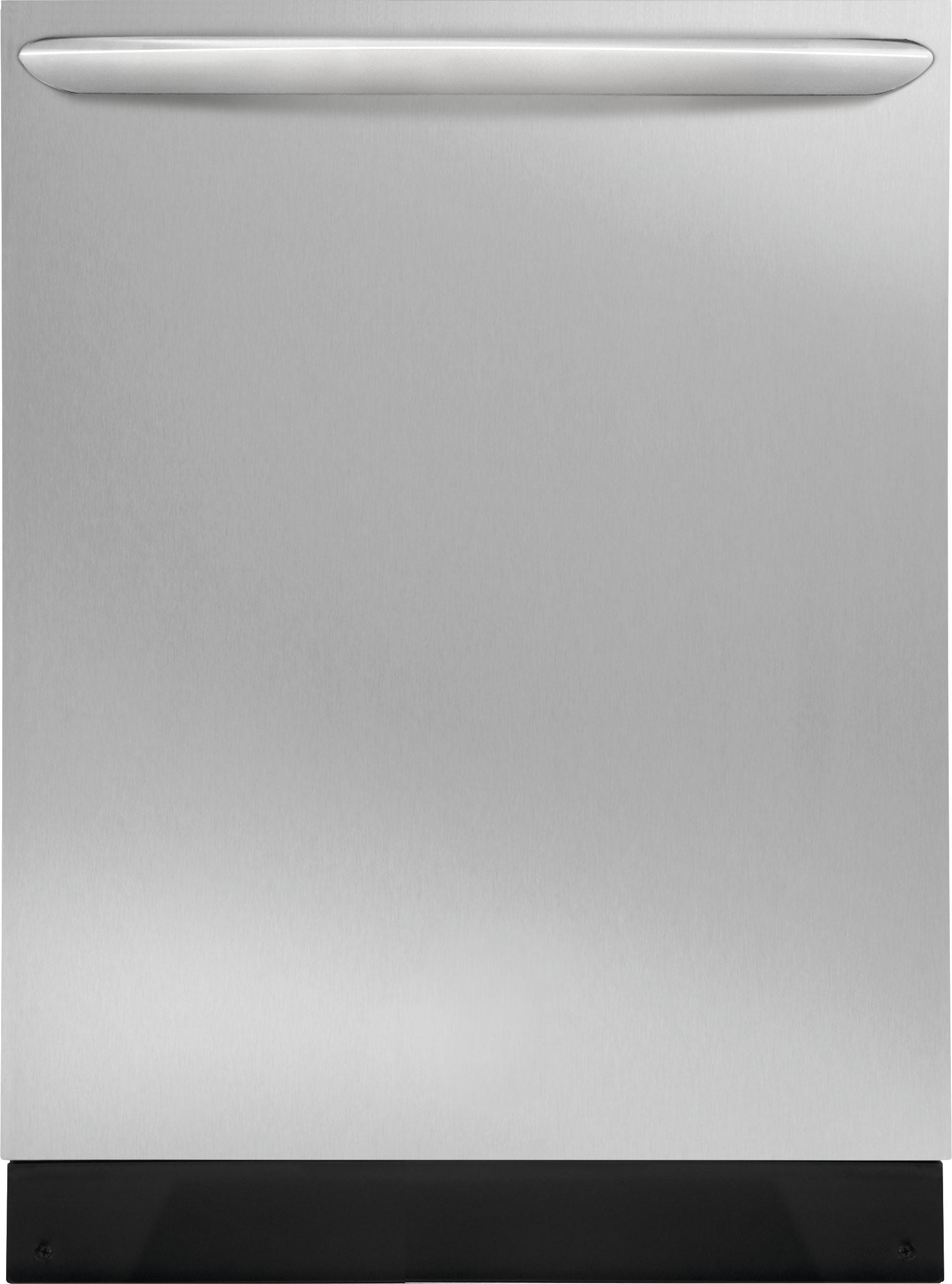 Stainless Steel Dishwasher Panel Kit Frigidaire Dishwashers