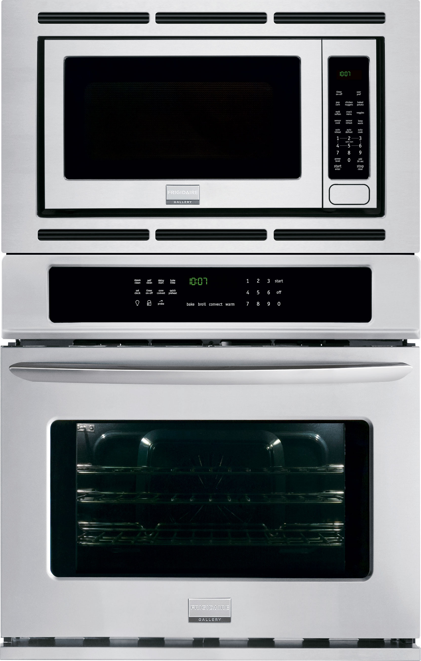 Frigidaire Gallery Series Fgmc2765pf 27 Inch Combination Wall Oven