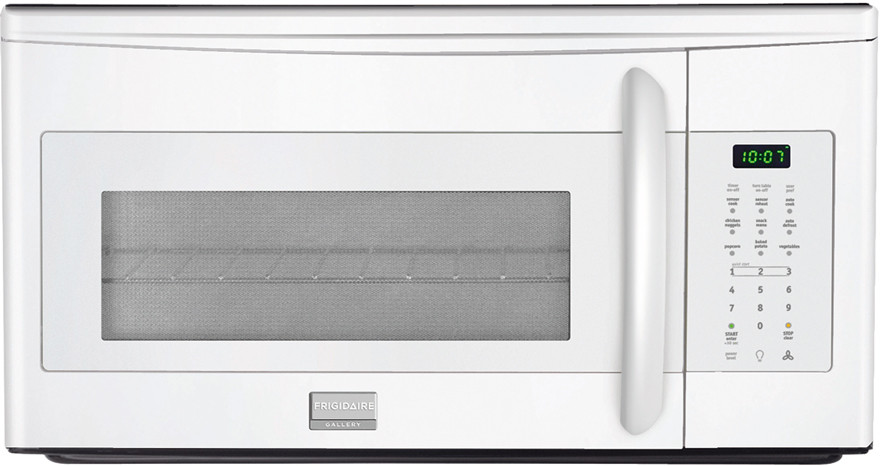 Frigidaire Fgmv173kw 1 7 Cu Ft Over The Range Microwave