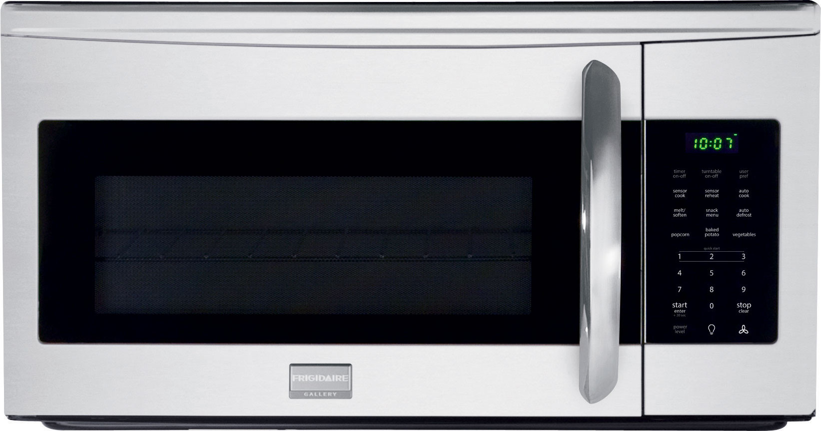 Frigidaire Gallery Series Fgmv175qf 30 Inch Over The Range Microwave Oven