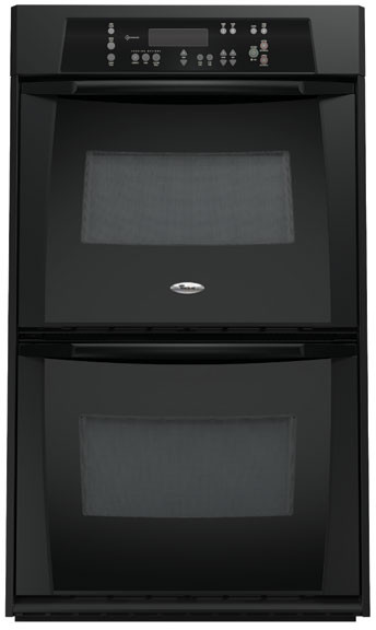 Whirlpool Gbd277prb 27 Inch Double Electric Wall Oven With
