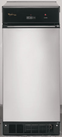 Whirlpool Gi1500xhs 15 Inch Automatic Ice Maker With 25
