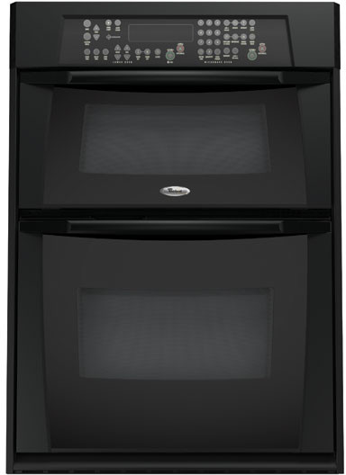 Whirlpool Gmc275prb 27 Inch Built In Microwave Combination