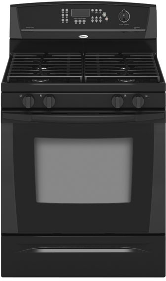 Whirlpool Gs773lxsb 30 Inch Freestanding Gas Range With