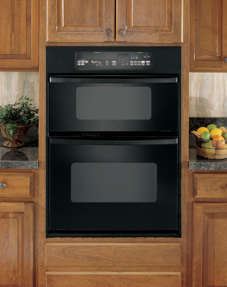 Whirlpool Gsc308pjb 30 Inch Built In Combination Oven W