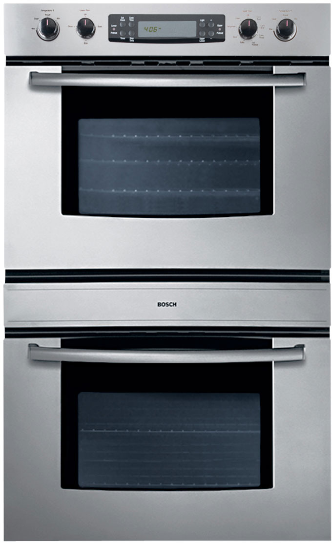 Bosch Hbn5055auc 27 Inch Double Electric Wall Oven With Genuine