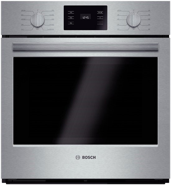 Bosch 500 Series 27 Inch Single Electric Wall Oven