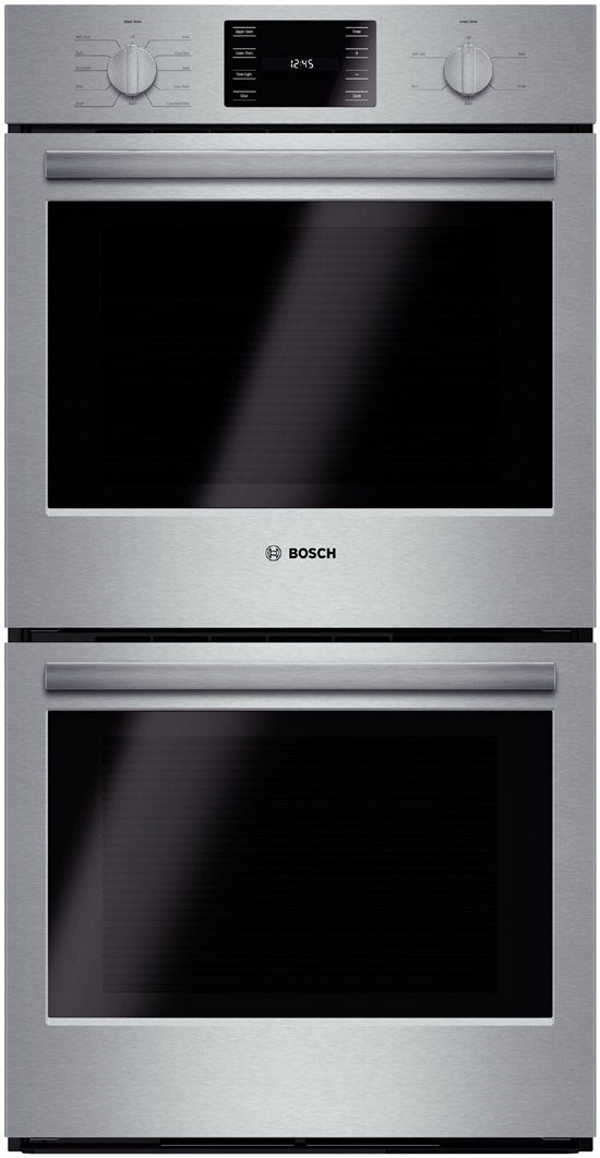 Bosch Hbn5651uc 27 Inch Double Electric Wall Oven With 4 1 Cu Ft