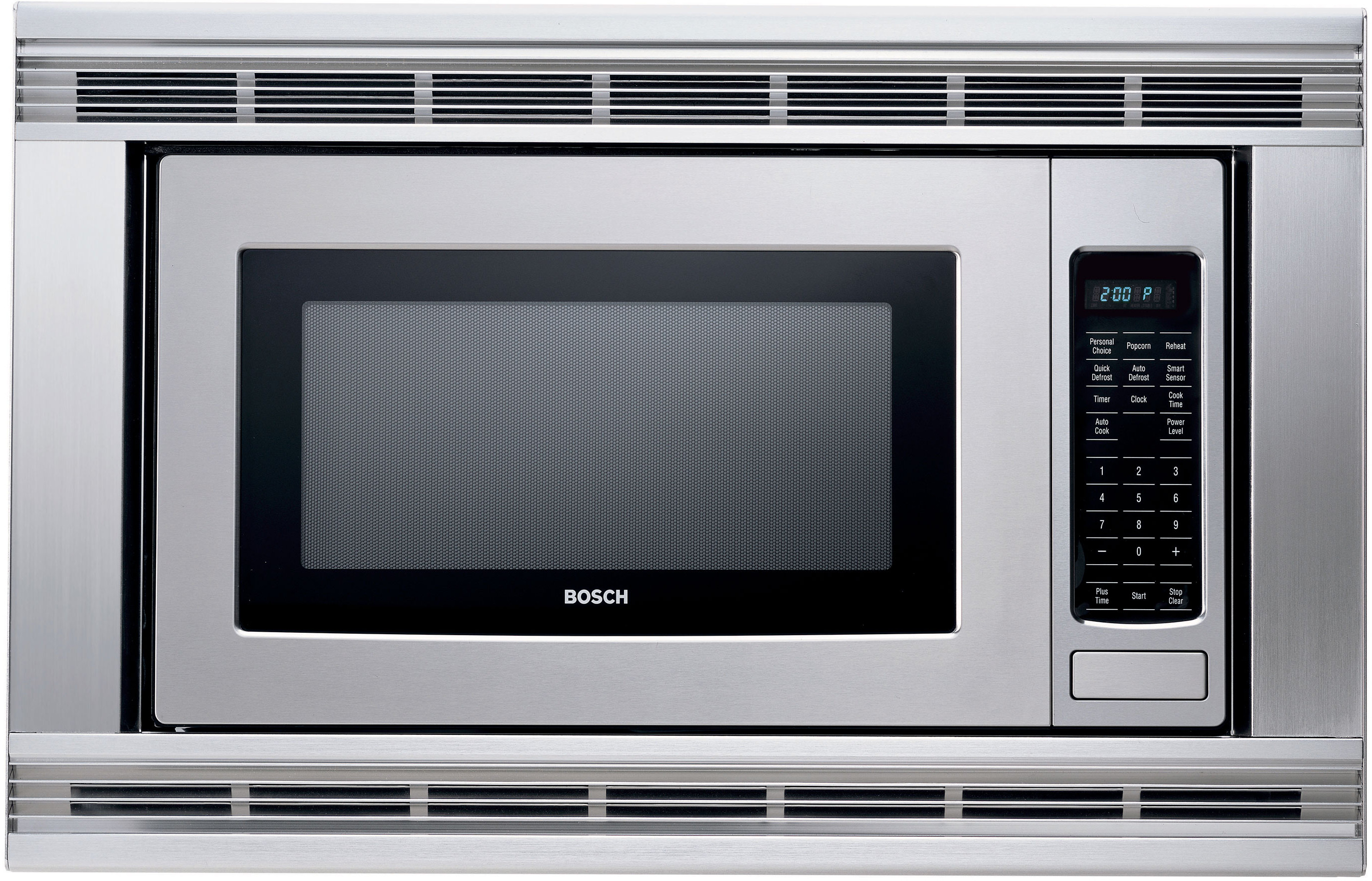2 1 Cu Ft Built In Microwave Oven