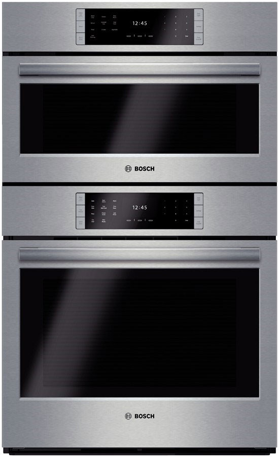 Nieuw Bosch HSLP751UC 30 Inch Steam Combination Wall Oven with 4.6 cu LE-64