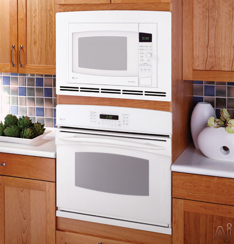 Ge Je1590wh 1 5 Cu Ft Countertop Microwave With 1000