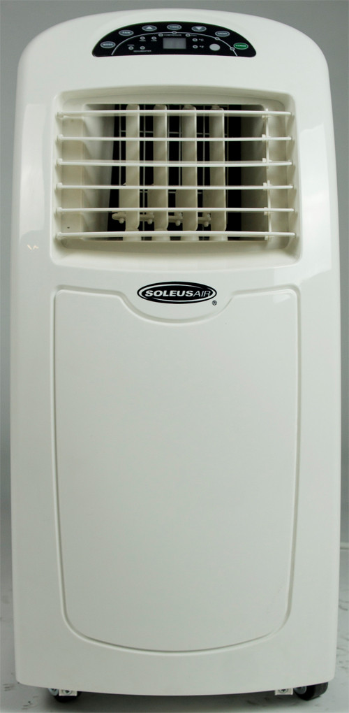 Soleus Ky2100db 10 000 Btu Portable Air Conditioner With R