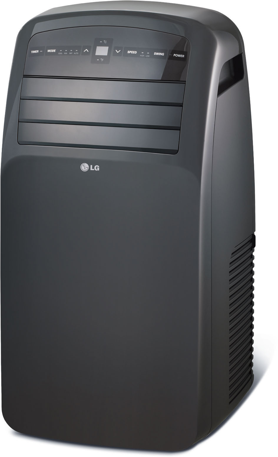 Lg Lp1214gxr 12 000 Btu Portable Air Conditioner With 9 4