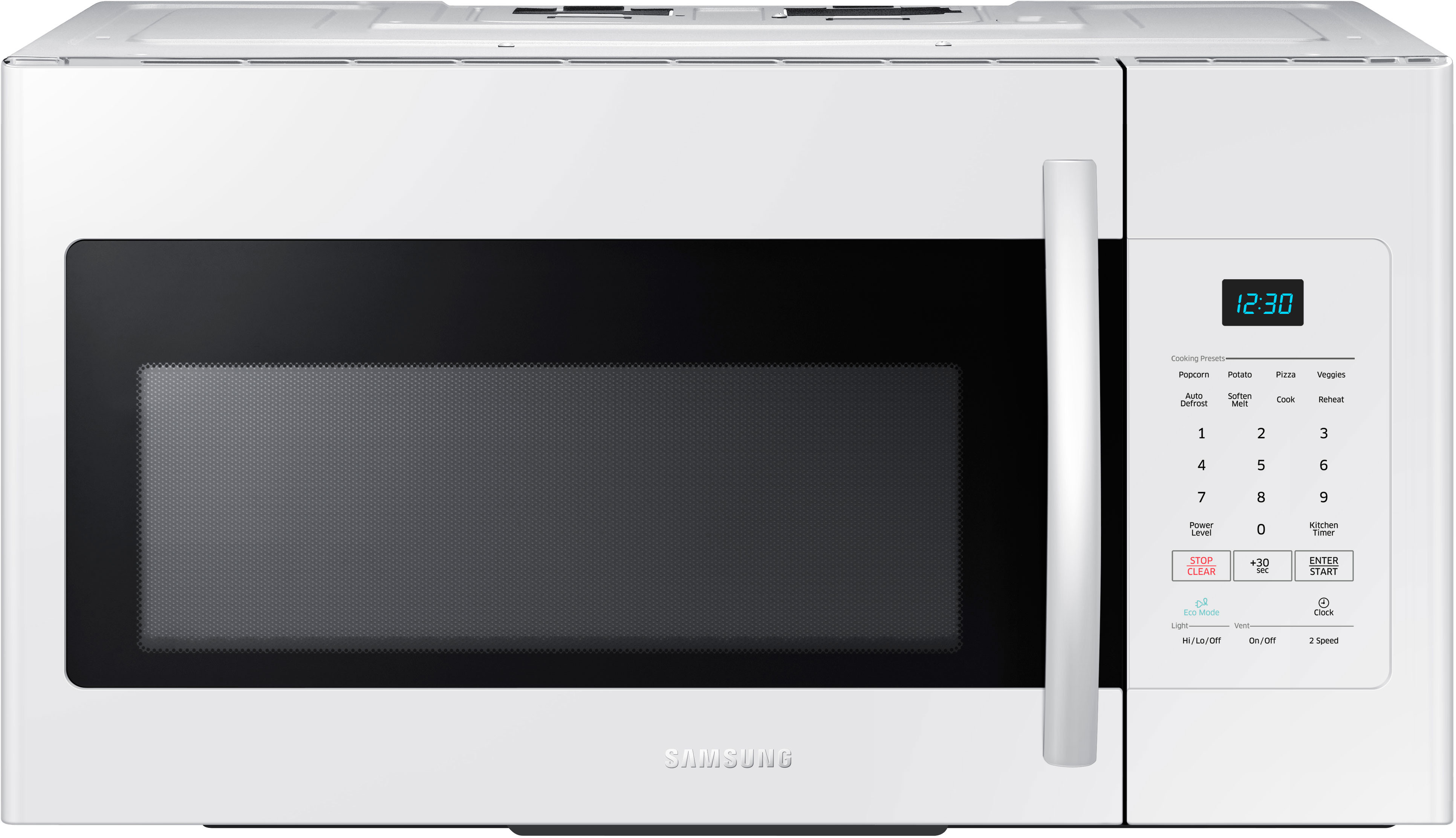 Samsung 1.6 cu. ft. Over-the-Range Microwave Oven on