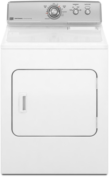 Maytag Medc300xw 29 Inch Electric Dryer With 7 0 Cu Ft Capacity 10 Dry Cycles 5 Options Intellidry Sensor Gentlebreeze Drying System 90 Min Wrinkle Prevent Interior Light And Smooth Balance Suspension System