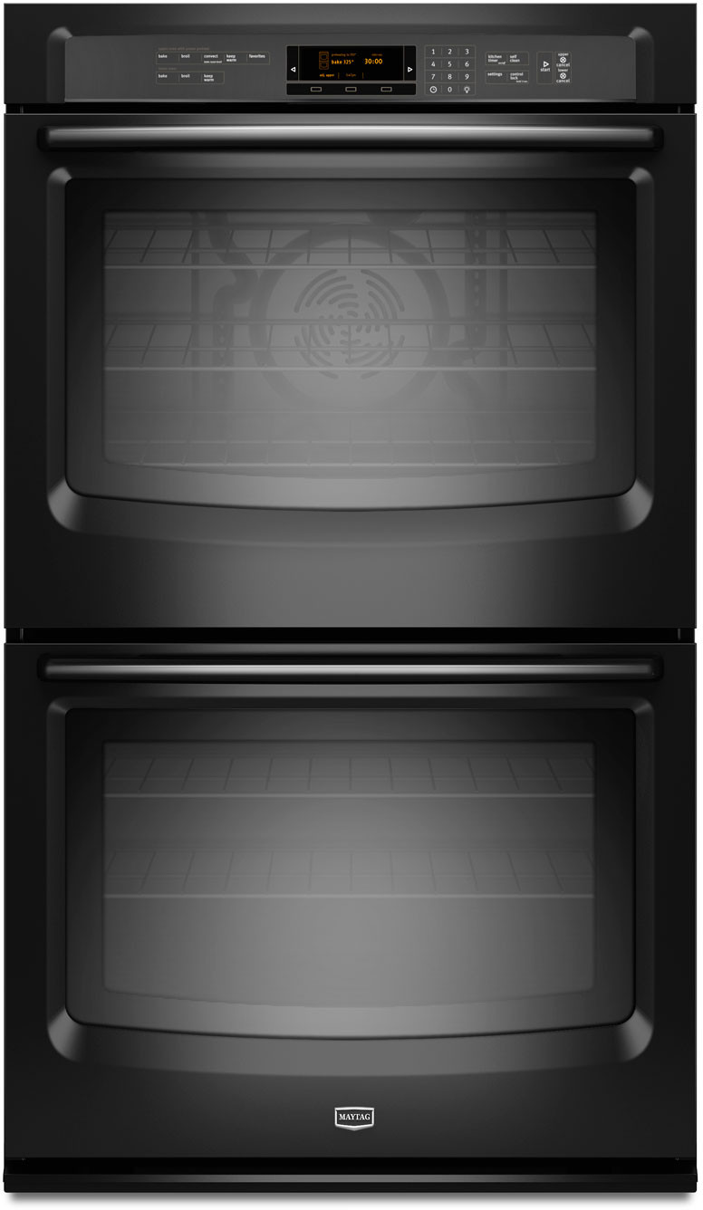 Maytag Mew9630ab 30 Inch Double Electric Wall Oven With 5