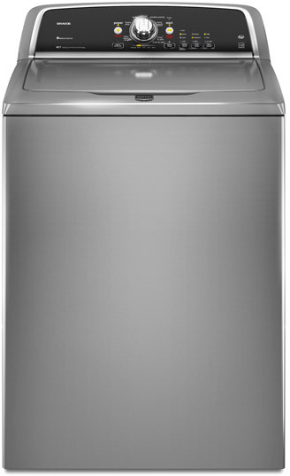 Maytag Mvwx500xl 27 Inch Top Load Washer With 3 6 Cu Ft