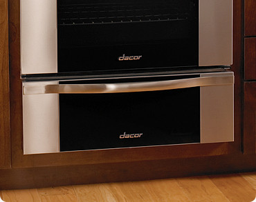 Dacor Mwv30s Warming Oven With 1 55 Cubic Feet Full