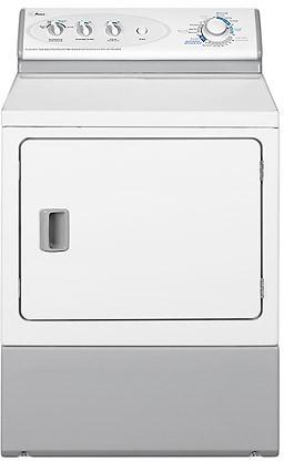 Amana Ndg7800aww 27 Inch Gas Dryer W 7 1 Cu Ft Capacity