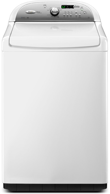 Whirlpool Wtw8200yw 28 Inch Top Load Washer With 4 6 Cu Ft
