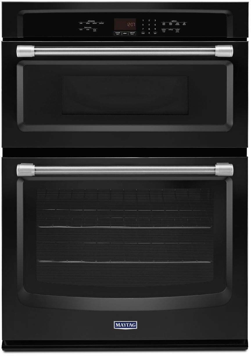 Maytag Mmw7730de 30 Inch Microwave Combination Wall Oven