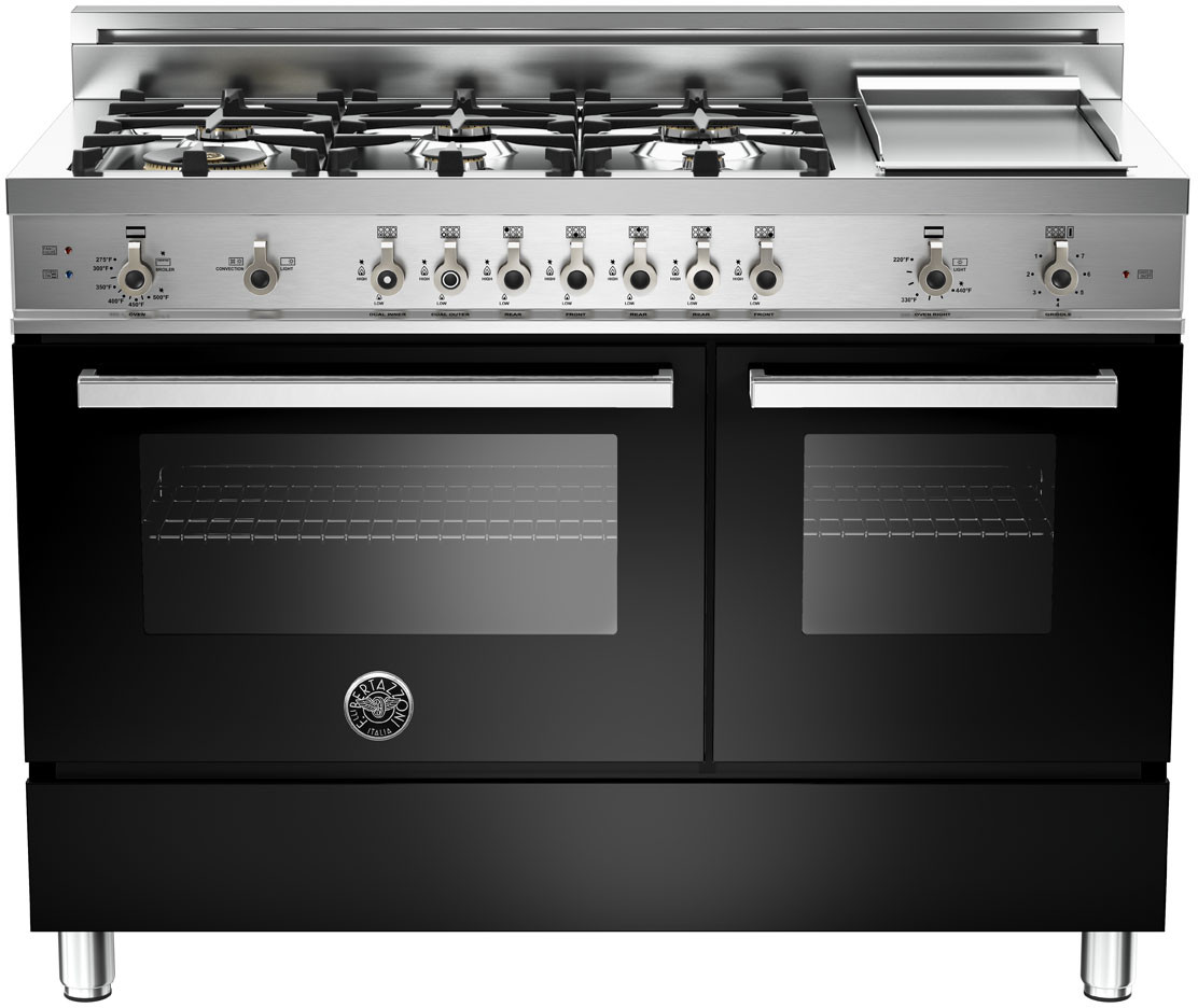 Side by side double oven gas stove - Side By Side Double Oven Gas Stove 23
