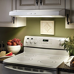 Broan Qde30ww 30 Inch Under Cabinet Range Hood