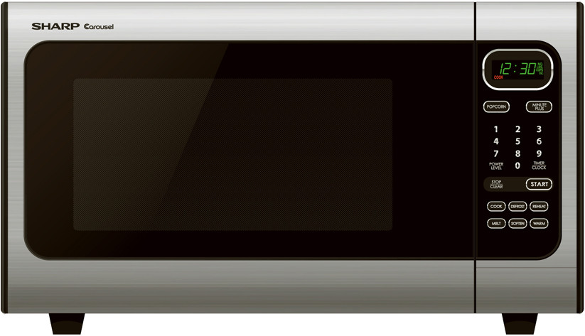 1 4 Cu Ft Countertop Microwave Oven