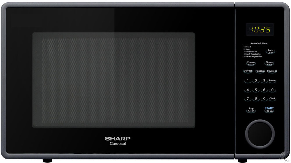 Cu Ft Countertop Microwave Oven