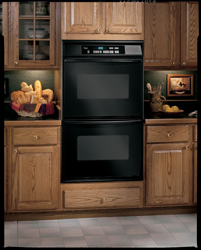 Whirlpool Rbd245pdb 24 Inch Double Electric Wall Oven With