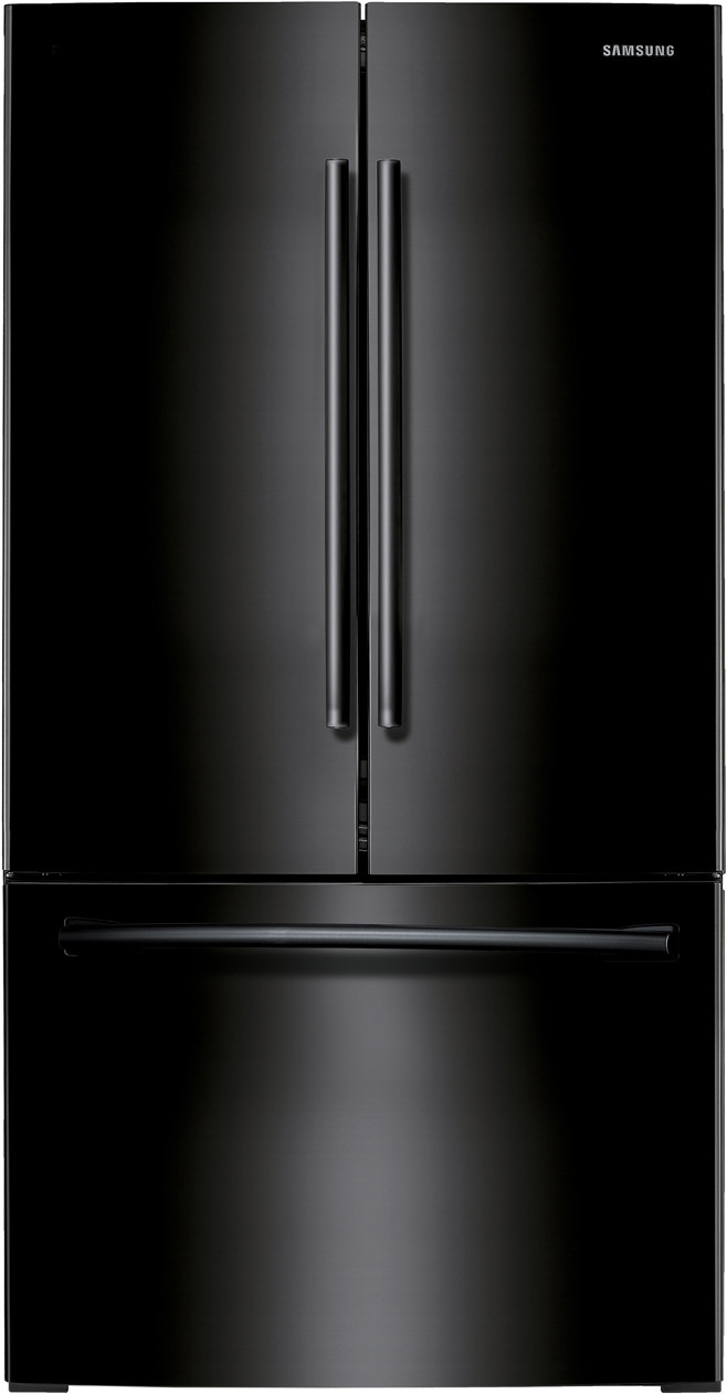 Samsung Rf260beaebc 36 Inch French Door Refrigerator With