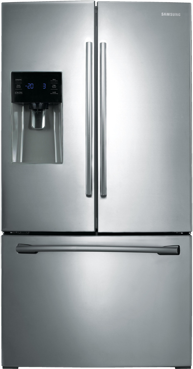Rf263beaesr Samsung Stainless Steel 36 Inch French Door