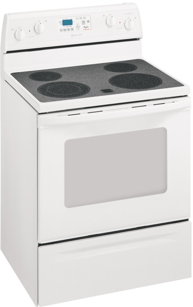 Whirlpool Rf378lxmq 30 Inch Self Cleaning Freestanding