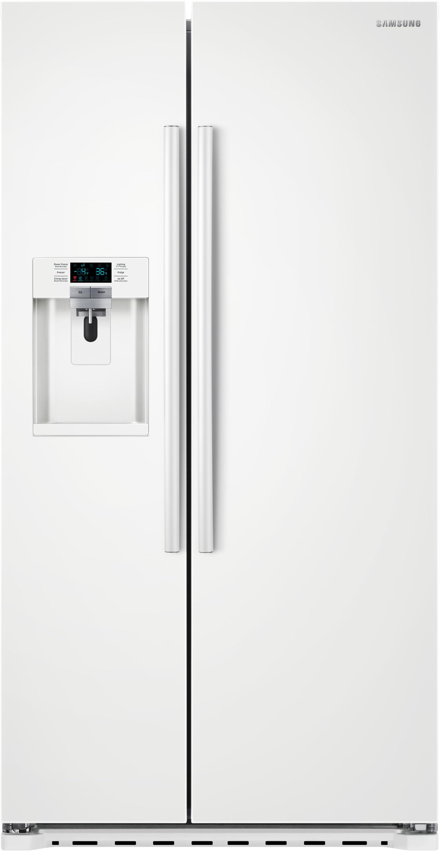 Samsung Side By Side Refrigerators