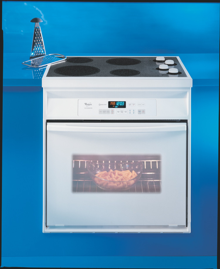 30 Inch Drop In Electric Range