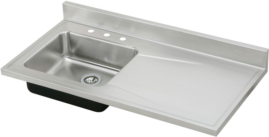 Top Kitchen Sinks Single bowl width 42 489 sinks workwithnaturefo