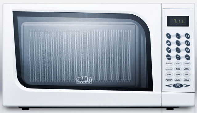 Summit 0 7 cu  ft  Countertop Microwave Oven