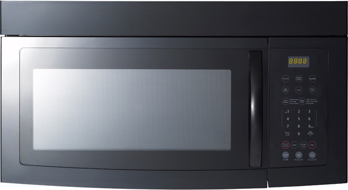 Samsung Smh9151b 1 5 Cu Ft Over The Range Microwave Oven