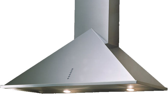 Sirius Su436 36 Inch Wall Mount Chimney Range Hood With