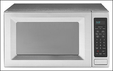 2 1 Cu Ft Countertop Microwave Oven