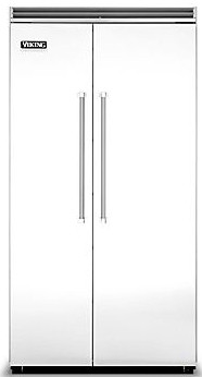 Viking Vcsb5421wh 42 Inch Quiet Cool Built In Side By Side