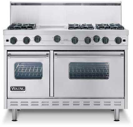 Viking Professional Series VGIC4856GSS on