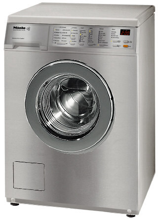 Miele W1215 24 Inch Front Load Electric Washing Machine